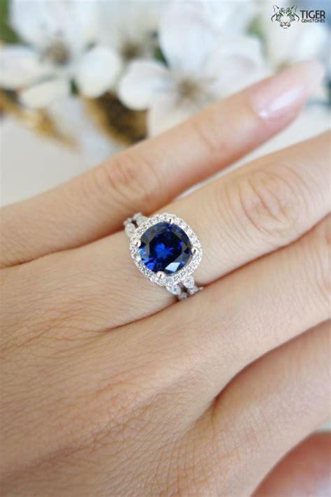 2 25 carat halo wedding set vintage bridal rings man