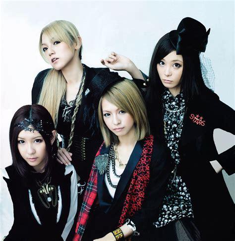 scandal japanese band wallpaper wallpapersafari