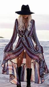 Style Bohème Chic Femme : style boho chic femme ~ Preciouscoupons.com Idées de Décoration