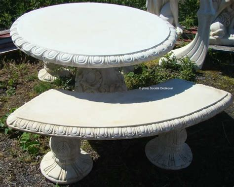 table de jardin en meilleures id 233 es cr 233 atives