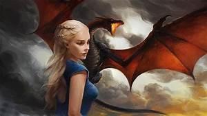 Daenerys Targaryen wallpaper - 1023822