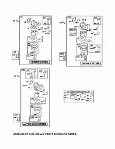 32 Briggs And Stratton Auto Choke Diagram