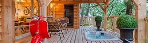 Cabane De Luxe : cabane spa dans les arbres lot et garonne ~ Zukunftsfamilie.com Idées de Décoration