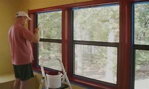 peindre une fenetre en pvc With peindre fenetre bois interieur