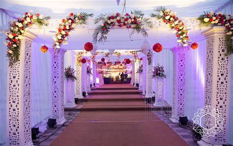 golden  wedding decorator  banjara hills