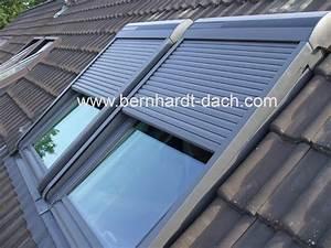 Roto Dachfenster Klemmt : f bernhardt bedachung gmbh informiert ber sonnenschutz ~ A.2002-acura-tl-radio.info Haus und Dekorationen