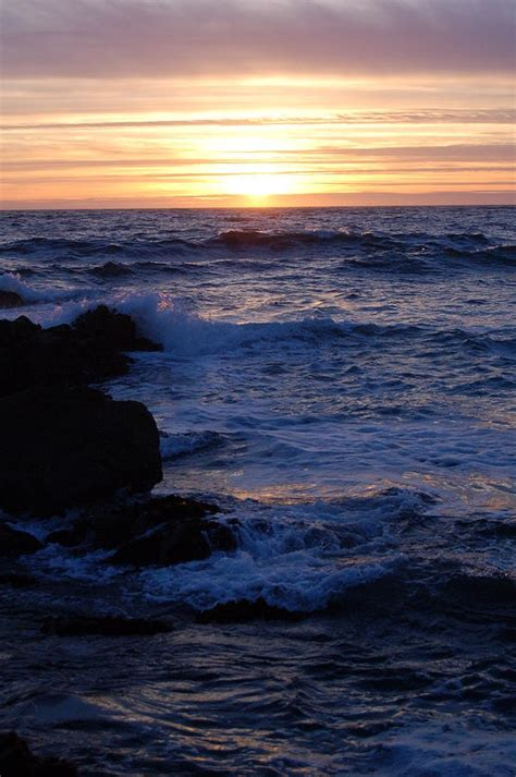 Monterey Sunset Photograph By Terry Watts