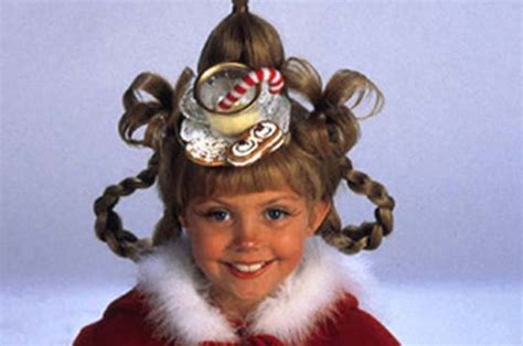 You Won't Believe What Cindy Lou Who Looks Like Now