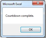 countdown days excel calculate remaining days year