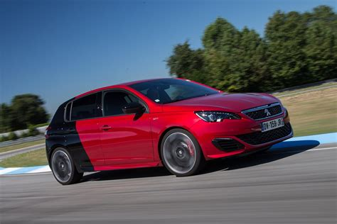 peugeot open europe review peugeot 308 gti 270 review motor