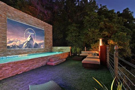beverly crest outdoor projector beverly hills