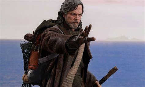 Luke Skywalker Deluxe Version Star Wars: The Last Jedi ...