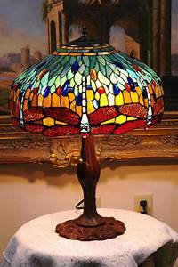 168 best lamps images on pinterest dragon flies With tiffany style stained glass floor lamp granduer w 20 shade