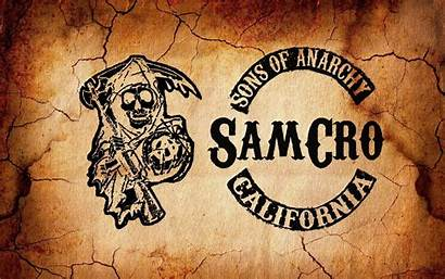 Anarchy Sons Wallpapers Desktop Samcro Backgrounds Wall