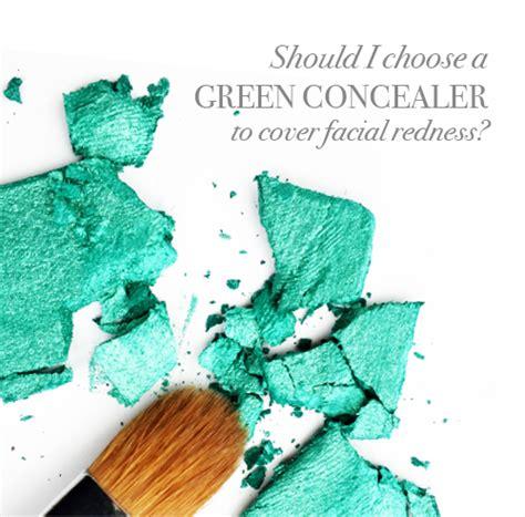 what color concealer should i use should i choose a yellow or green concealer