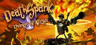 DeathSpank Thongs of Virtue-SKIDROW - Ova Games - Crack ...