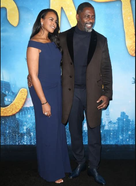 Idris Elba, Sabrina Dhowre Elba Expecting Their First Baby ...