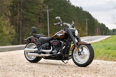 2019 Fat Boy Motorcycle