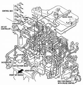 1989 Mazda B2200 Engine Parts Diagram  Mazda  Wiring