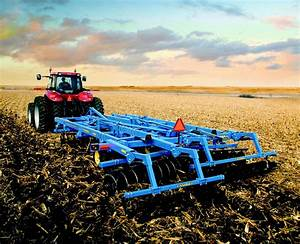 Tillage Tools  Working To Combine Functions