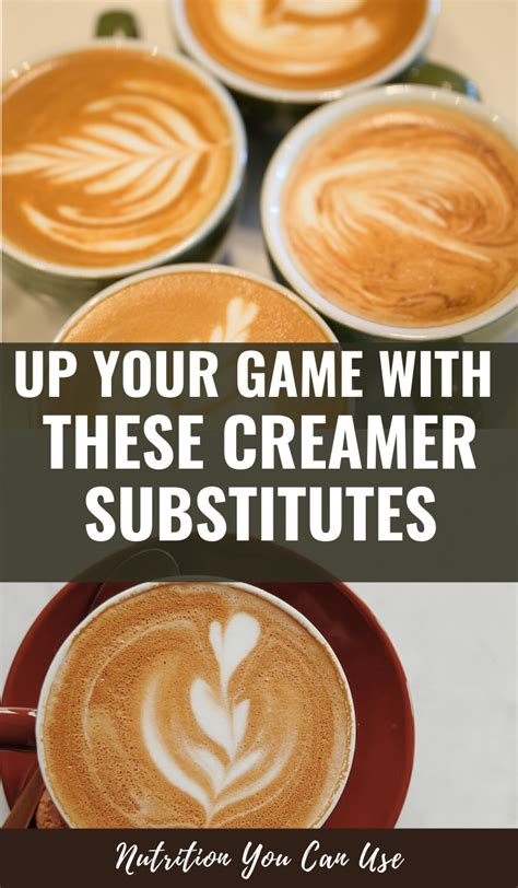 I love this bulletproof coffee creamer recipe because it is super easy. Finding a Creamer Substitute - How to Up Your Game | Creamer substitute, Diet and nutrition ...