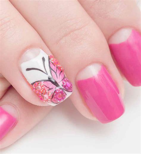 Unghie gel e Nail art tendenze 2018 idee originali - Beautydea