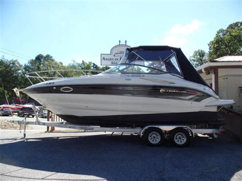 Crownline Boats Light by 2004 Crownline 250 Cr Boats For Sale
