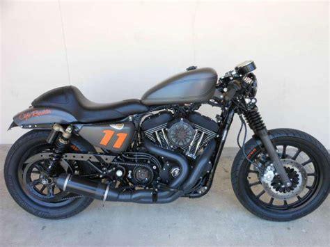 2007 Harley-davidson Cafe Roadster 1200 For Sale On 2040-motos