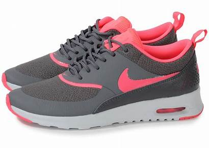 Nike Air Rose Grise Chaussures Thea Chaussure