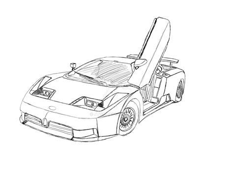 1024x576 sketch of a bugatti chiron super sport by golferpat. Bugatti Veyron Drawing at GetDrawings | Free download