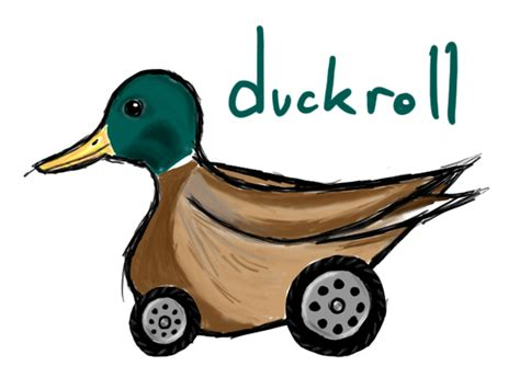 Duckroll By Kravinmorhead On Deviantart