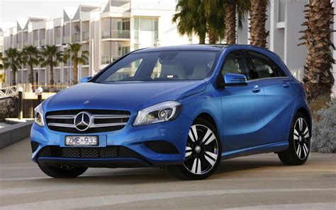 Review Mercedes A Class by 2013 Mercedes A Class Review Caradvice