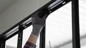 verriere d39atelier modulaire pose d39une verriere youtube With prix pour changer une fenetre