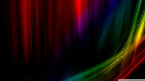 Abstract Rainbow Black Background by Unicorn Desktop Background 74 Images