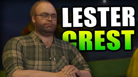 What Is Wrong With Lester Crest?