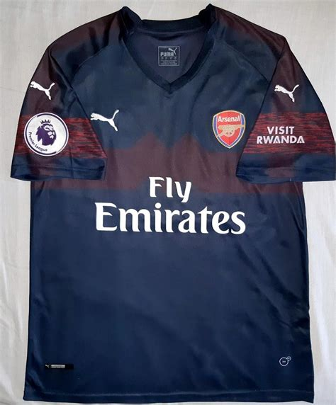 Arsenal Visitante Camiseta de Fútbol 2018 - 2019 ...