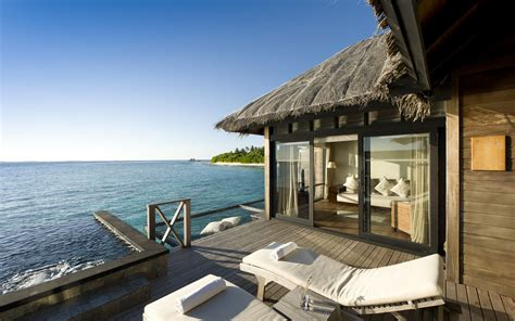 The Beach House At Iruveli Maldives  Maldives Resort
