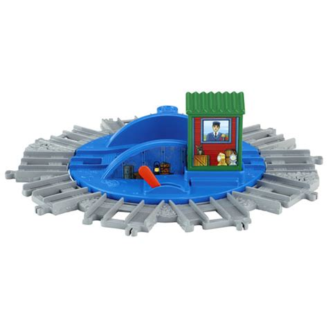 Trackmaster Tidmouth Sheds Turntable by Turntable Destination And Friends Trackmaster