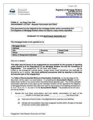engagement letter forms  templates