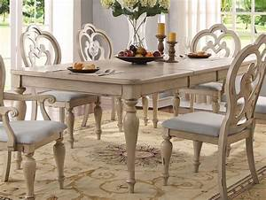 French, Country, Dining, Table, Set