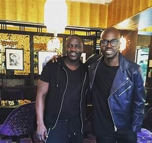Oh snaps! Black Coffee in studio with Akon! - Entertainment SA