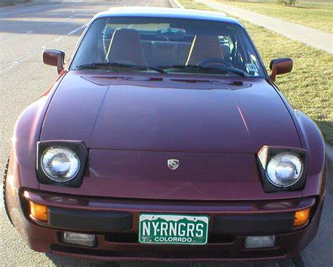 purple porsche 944 1985 5 porsche 944 for sale