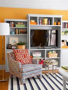 Familienfreundliche wohnzimmer 20 einrichtungsideen fur sie for Organizing living room family picture ideas