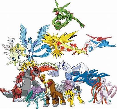 Legendaries Lots Pokemon Legendary Fanpop Title