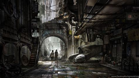 sci fi city cities artwork art futuristic wallpapers