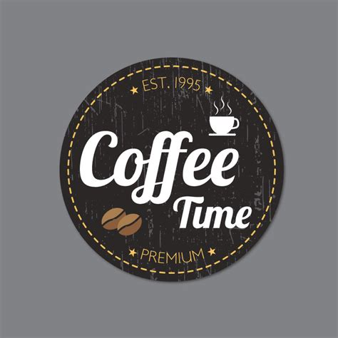 You probably won't be surprised to find that most of these cafe logos use earthy tones like red, black and the brown of a roasted coffee. Coffee Time Brand Identity | My CMS