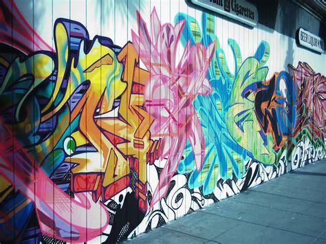 Graffiti Wall :  Wallpaper Graffiti