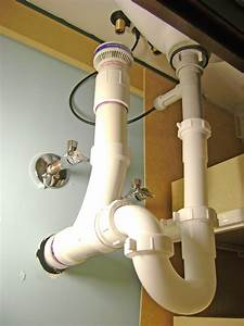 Bathroom Sink Drain Plumbing