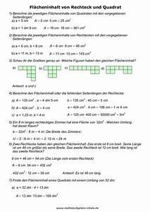 Flächeninhalt Quadrat Seitenlänge Berechnen : kostenlos mathe lernen ~ Themetempest.com Abrechnung