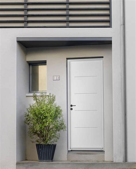 porte d entrée en metal les portes d entr 233 e m 233 talliques